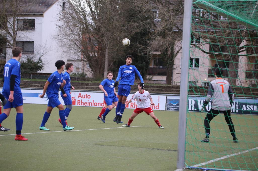 Saisoneröffnung der Jugend mit hochklassigen Gegnern