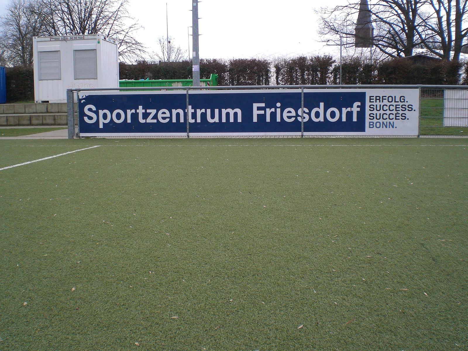Die 1.Mannschaft des FC Blau Weiß Friesdorf stellt vor…