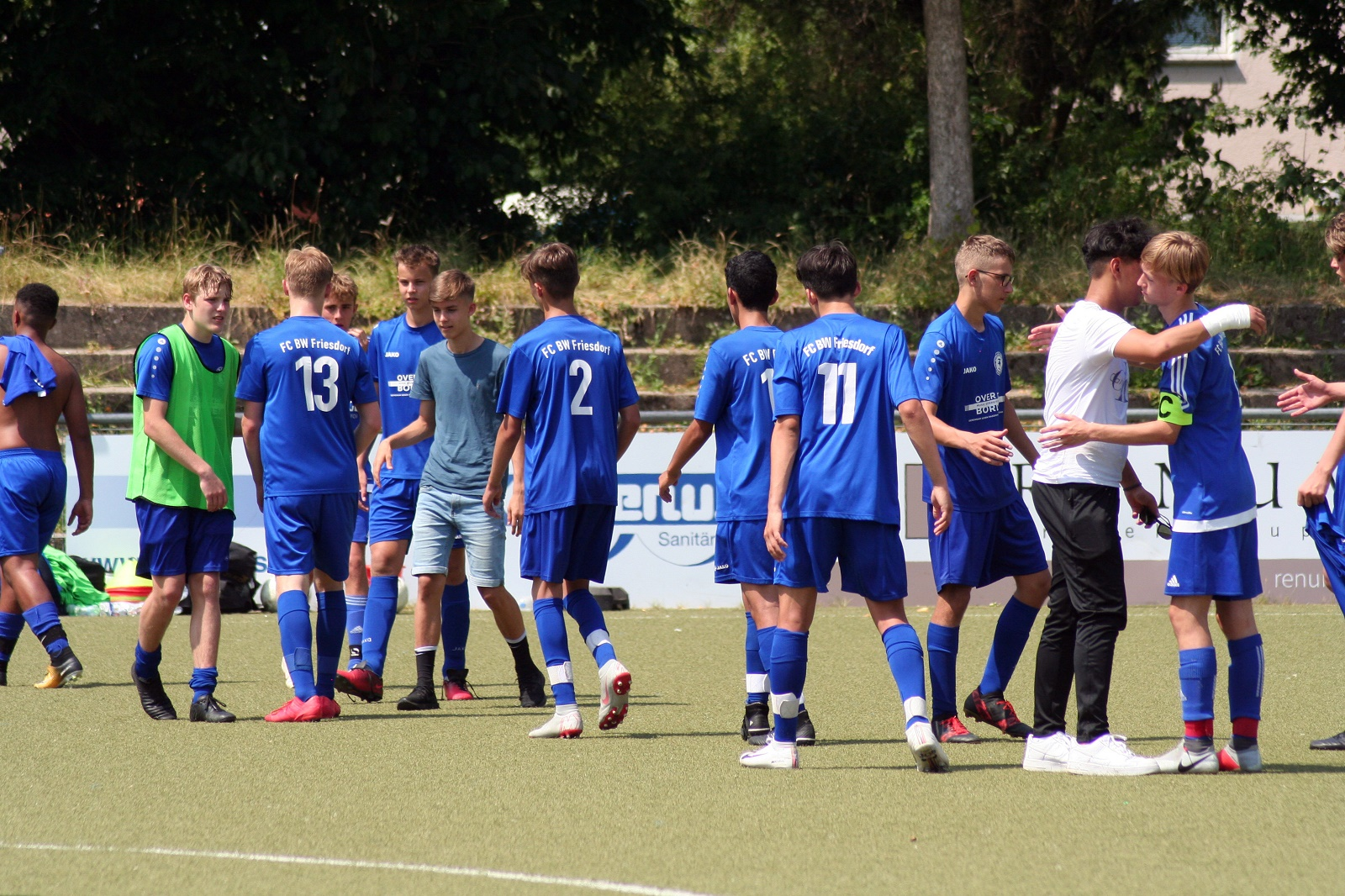 U17 und U14 steigen in die Bezirksliga auf