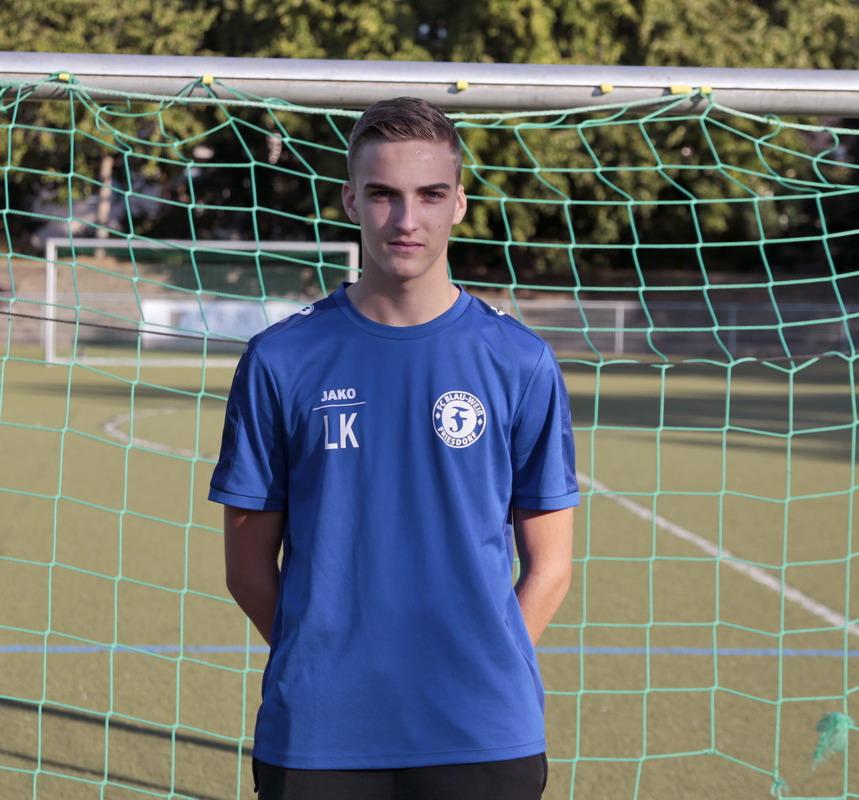 Neuer FSJ'ler beim FC Blau-Weiß Friesdorf