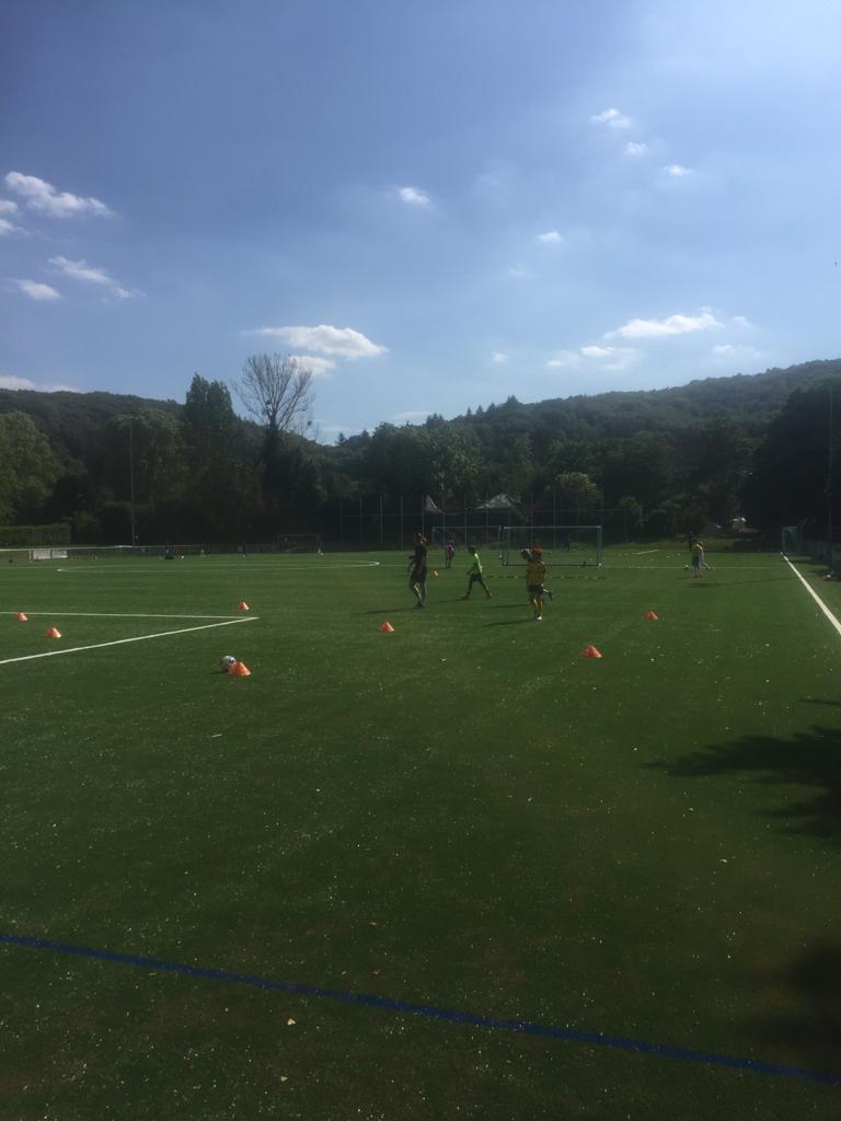 Training unter Corona Bedingungen