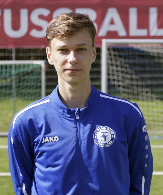 Luka Stjepanovic bleibt Jahrgang 2013 erhalten
