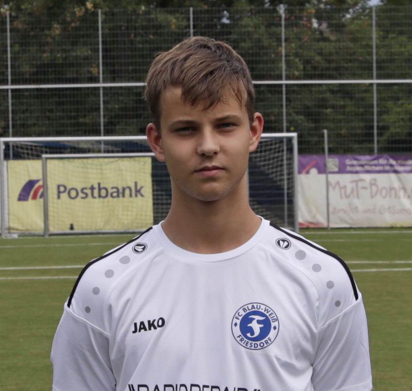 Dominik Osegowitsch übernimmt die U8